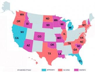 USA mappa copia