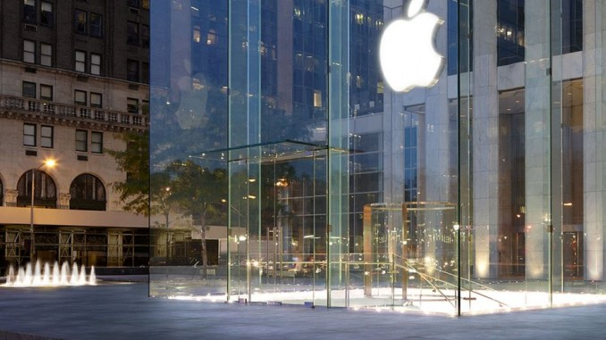 Apple New York