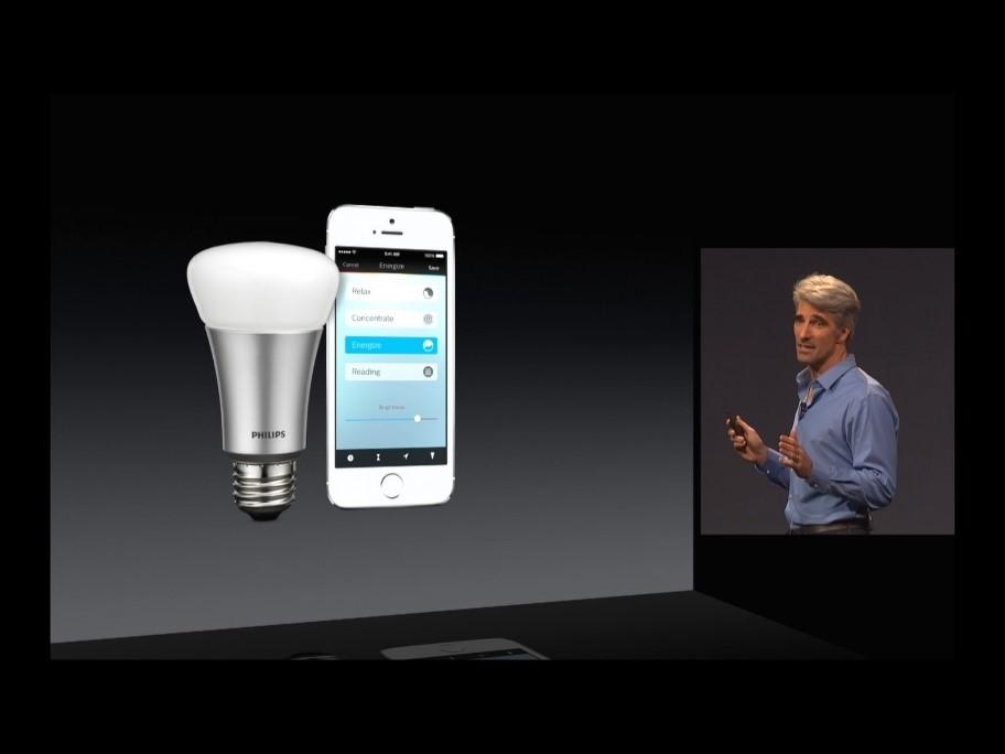 Apple HomeKit I-Device
