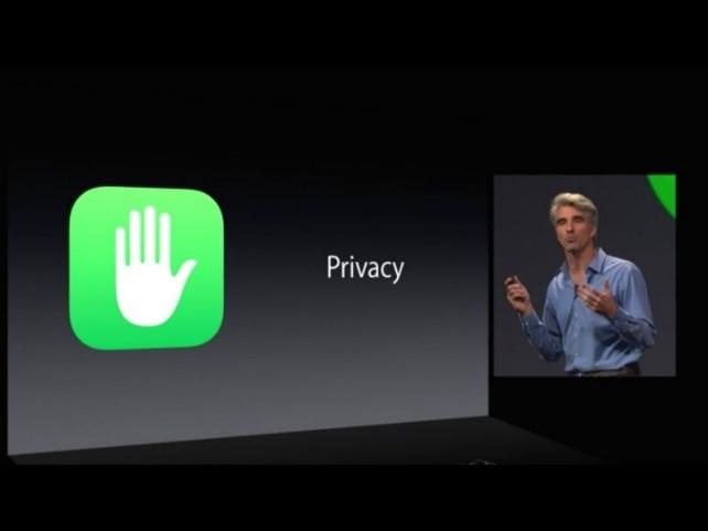 Apple HomeKit Privacy